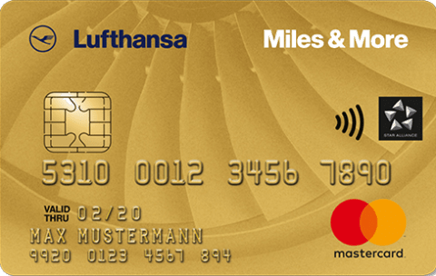 Lufthansa Credit Card Gold